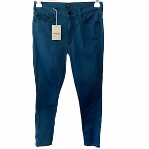 MOTHER The Looker Crop Jeans 30 NWT